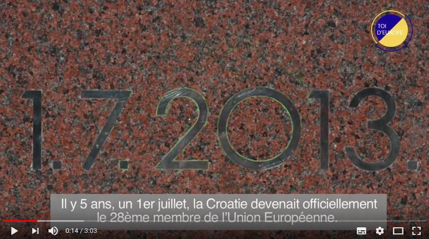Croatie vidéo