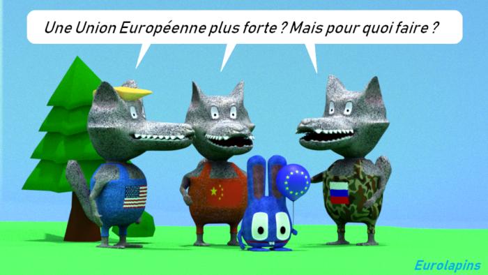 (c) Eurolapins - Pulse of Europe France, publié le 11 novembre 2018